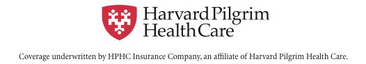 MEDICARE SUPPLEMENT FROM HARVARD PILGRIM HEALTHCARE