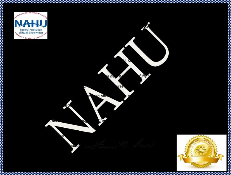NAHU-PPACA-certificate_WAUGH